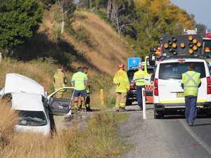 Woman dies following Pacific Hwy car crash