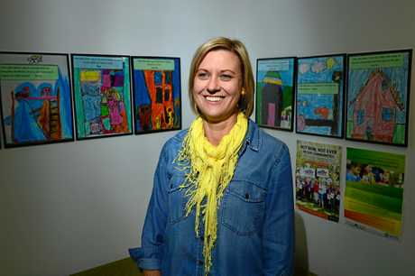 Sunshine Coast Family Support Collective program manager Britt Sherwell talks to NewsRegional about keeping kids safe from child sex abusers and the upcoming Child Protection Week Family Fun Day.