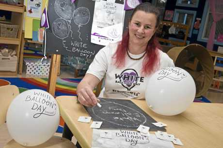Goodstart Middle Ridge director Nicola Lock is passionate about keeping kids safe from child sex abuse and raising awareness of the issue coming up to Bravehearts' White Balloon Day.