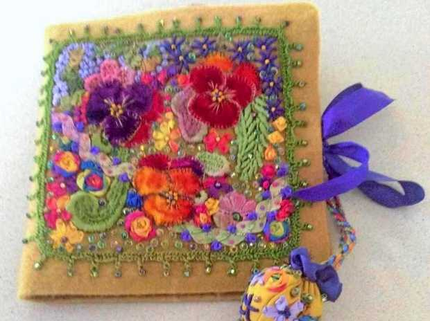 Ages-old crafts like creative needlework will be on show in the Pleasure of Stitching exhibition.