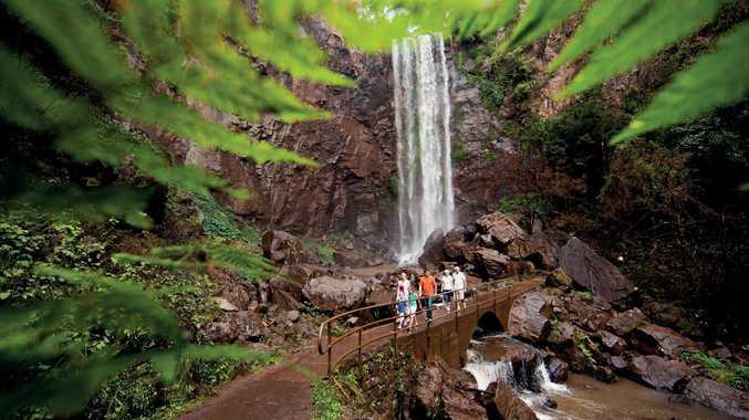 Queen Mary Falls near Killarney.