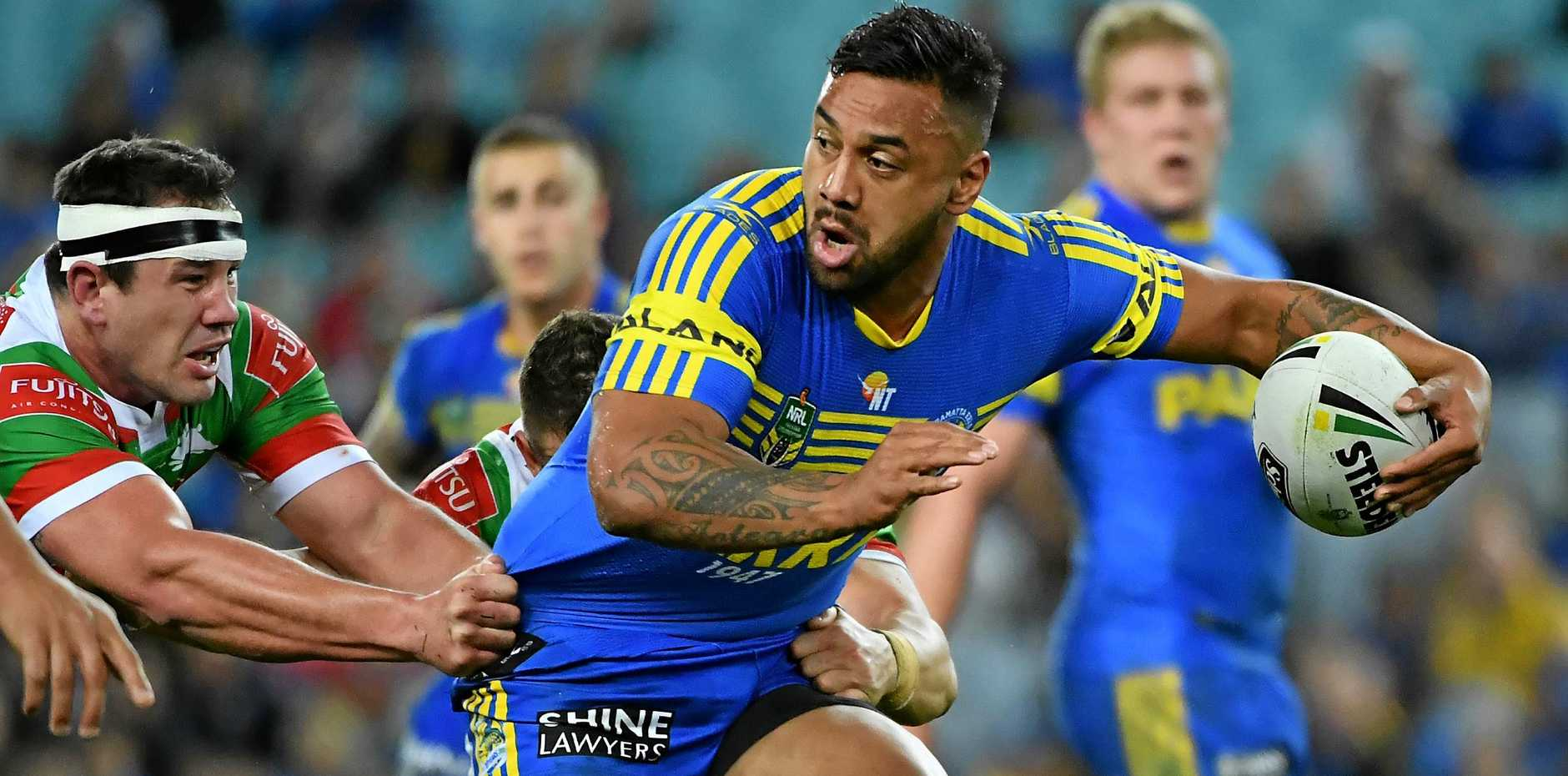 The Eels will take on the minor premier the Melbourne Storm.