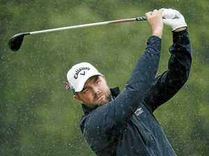 Leishman in contention in FedEx Cup playoff