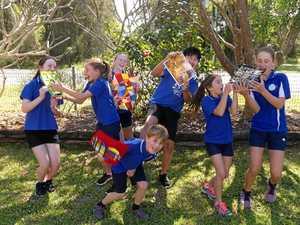 Ballina shire students enjoy brush with fame
