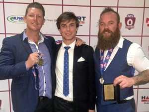 Eagles trio awarded for high-flying season