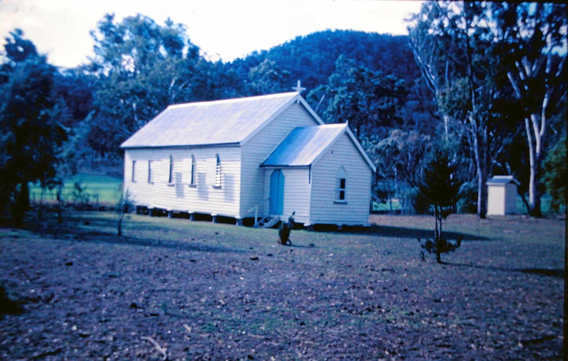 Yamsion Church.