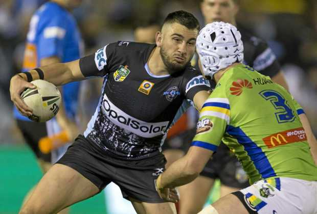 Jack Bird is expected to be fit to play for the Sharks