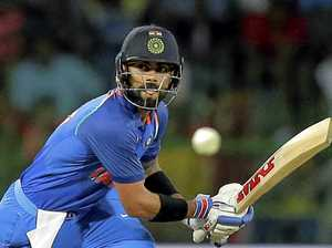 Kohli joins Ponting in second on centuries list