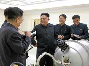 """North Korea """"begging for war"""""""