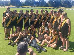 Junior Tigers make late charge to clinch decider