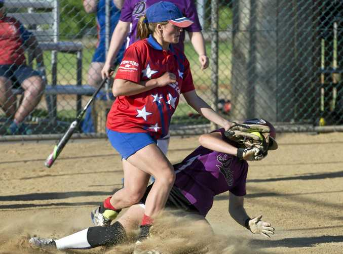Twelve teams battled it out in Toowomba at the weekend for the Open Women's State Championships.