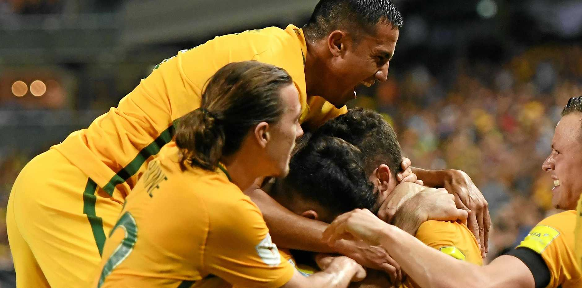 Will he or won't he? Australia's Tim Cahill
