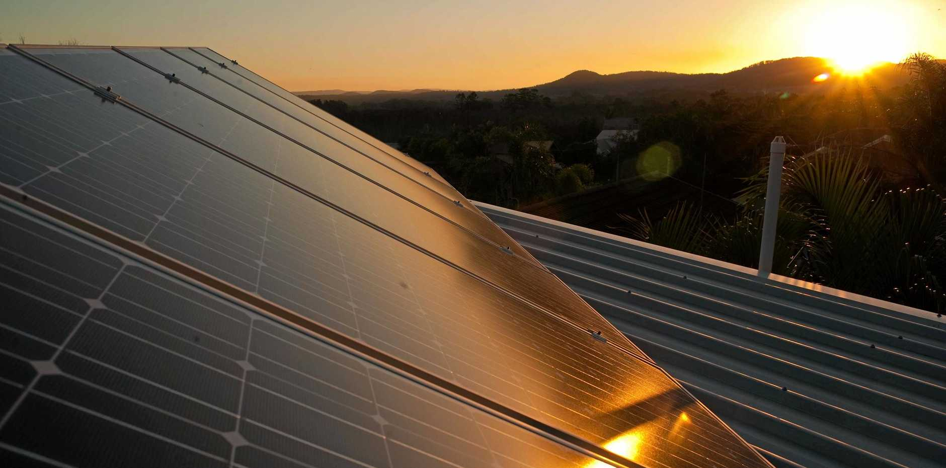 The Queensland Government is working towards lowering electricity prices through a solar initiative.