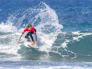 Walters carves it up to claim Grom Stomp title