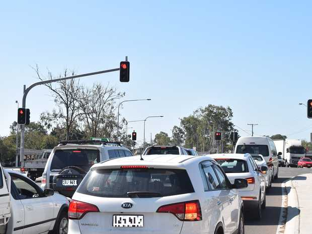 SPARKIES STRIKE: 40 Transport and Main Roads workers walk off the job today warning of delays.