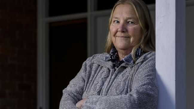 Croydon South woman Jenny Potter, 57, has been out of work for four months. Picture: Daniel Pockett