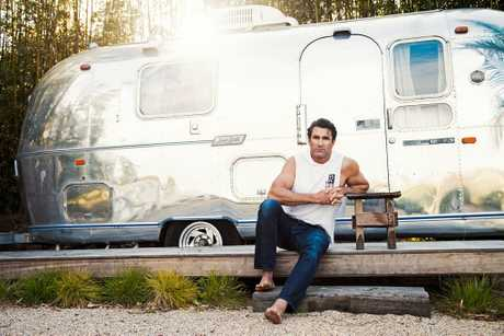 Byron Bay resident and singer songwriter Pete Murray.