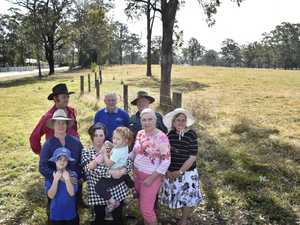Residents oppose new development