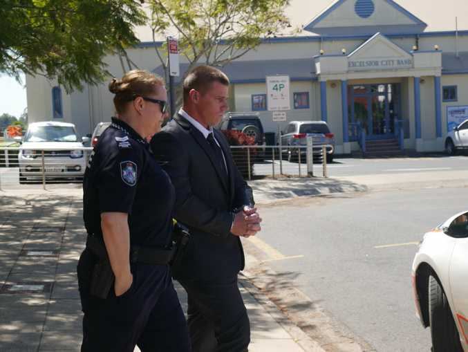 Jack Peter Willson, 33, of Maryborough, pleaded guilty in Maryborough District Court on September 5 to armed robbery.