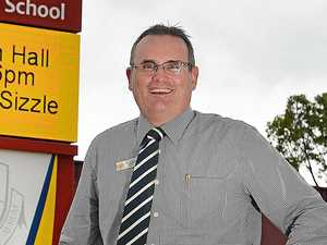Principal tackles sport and school