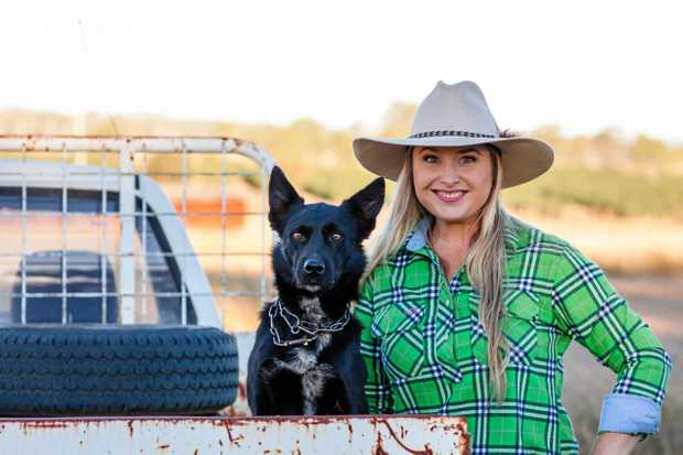 FARM TV: Cilla Slack has just released her second series of Blue Gum Farm TV. The Gayndah farmer's show is available to download around the world.
