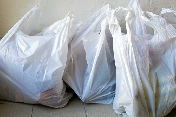 PLASTIC SURGERY: Time to put plastic shopping bags out to pasture, or stop doing that as the case may be.