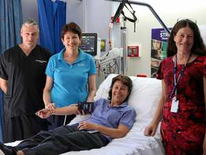FAST diagnosis for Warwick stroke patients