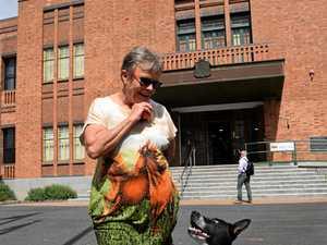 Stranger steps up for impounded Rocky pooch