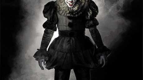 Pennywise the Clown, played by Bill Skarsgard, is the stuff nightmares are made of.