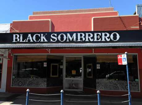 Black Sombrero in Lismore which is presently closed due to the flood.