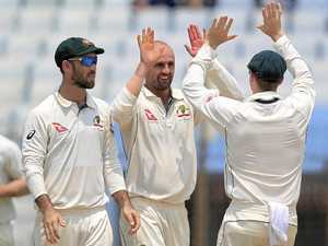 Nathan Lyon's five-for puts him in fine company