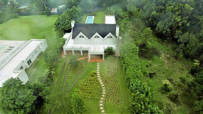 Rocco Morabito's villa in the resort town of Punta del Este.