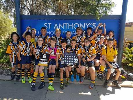 St Anthony's, 5B premiers 2017.