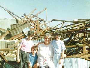 Wild tornado remembered 25 years on