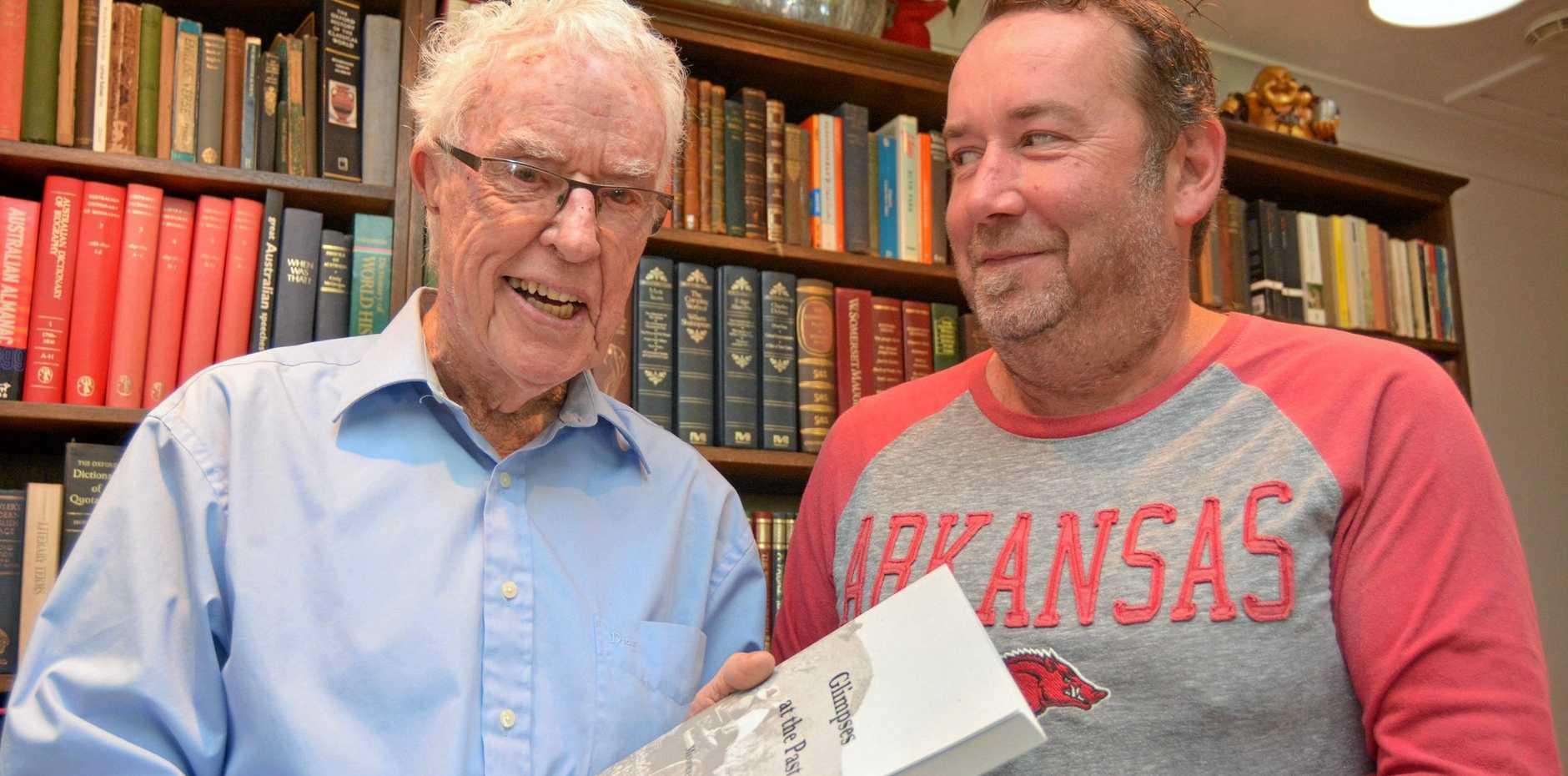 David Rae and Christian Ellis lavish time and effort on an encyclopedia of the Tweed Coasts social history.