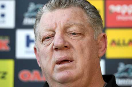 Penrith Panthers executive general manager Phil Gould.