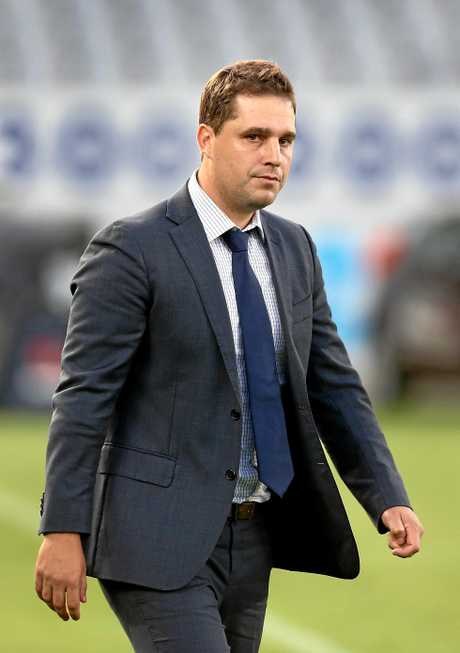 Dave Wessels, the head coach of the Western Force.