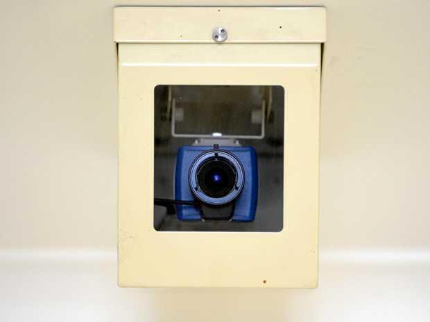 Security CCTV Camera.   Photo: Chris Ison / The Morning Bulletin