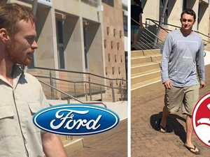 Ford and Holden dads busted in 113kmh race in 60 zone