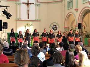 St Teresa's music festival triumph