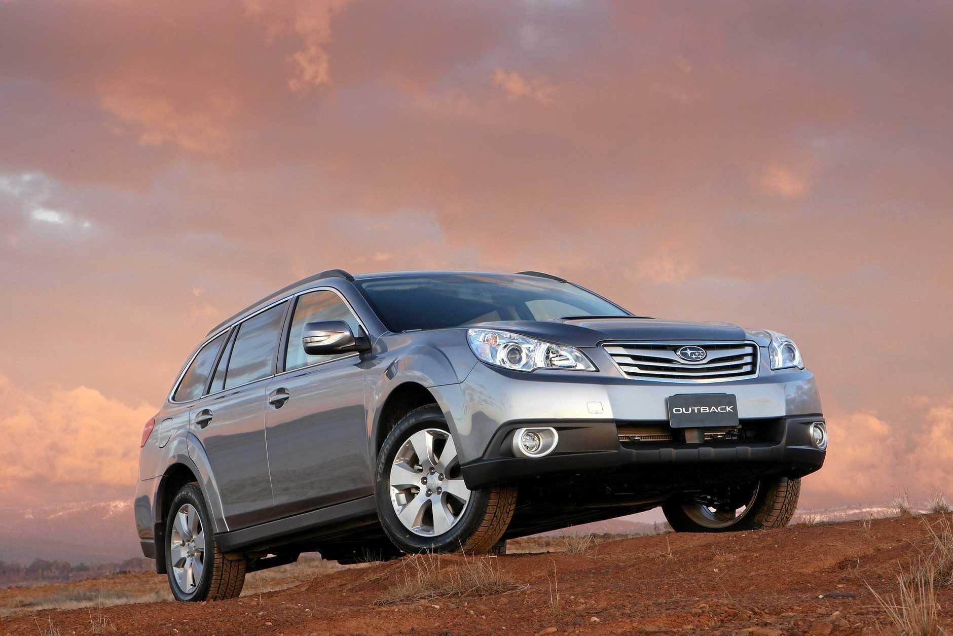 2010 Outback 2.0D premium.