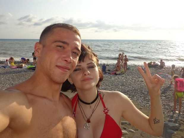 Viktoria Stronskaya was on a romantic holiday with her boyfriend in southwest Russia when she tragically died.