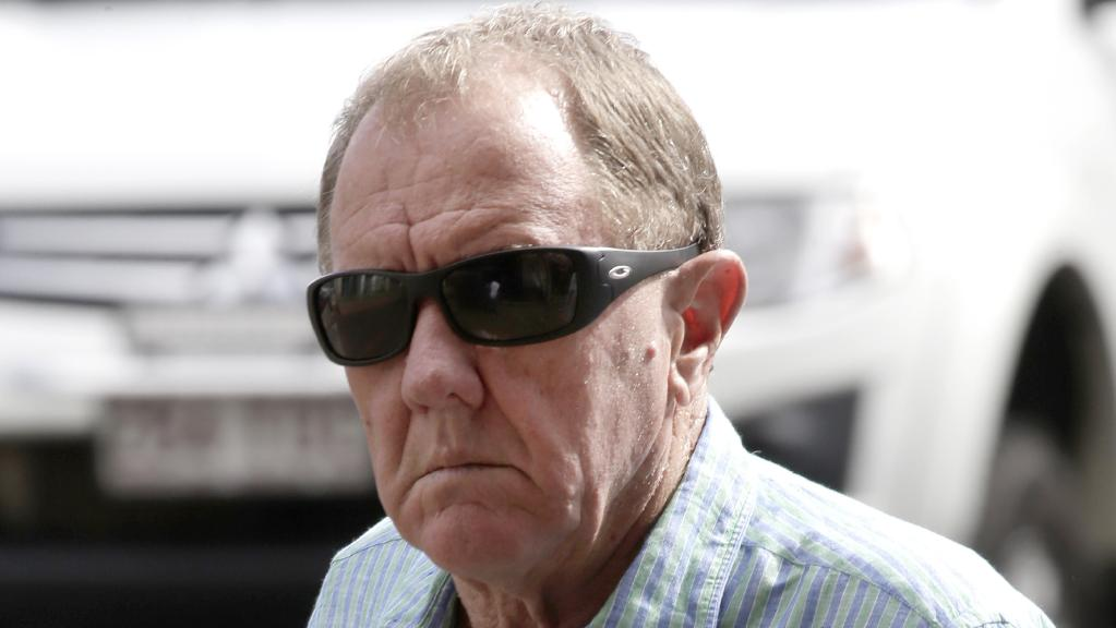 Former champion rally driver Ross Dunkerton has been found guilty of common assault. PICTURE: ANNA ROGERS