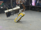 Fighting Robots build meets and competitions