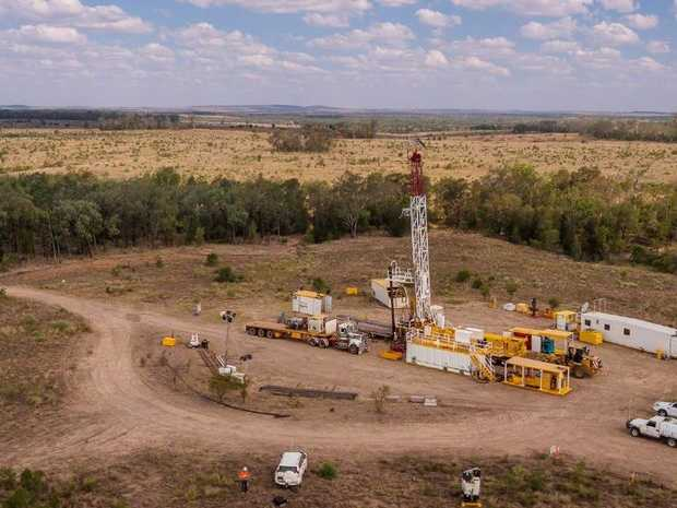 Senex Energy's Western Surat Gas Project. Picture: Supplied