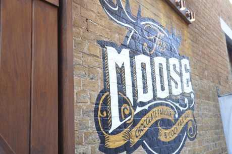 The Moose at Walton Stores.