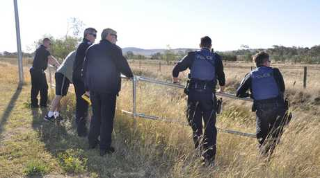 Toowoomba's emergency services searched high and low for a missing duckling at Westbrook.