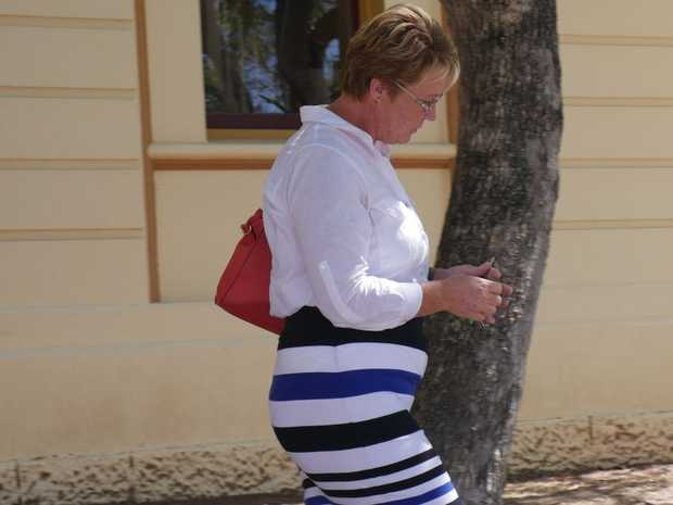 Lynette Gayleen Loftus, 45, of Granville, attempted to smuggle drugs to her at-the-time boyfriend who was serving time in the Maryborough Correctional Centre.
