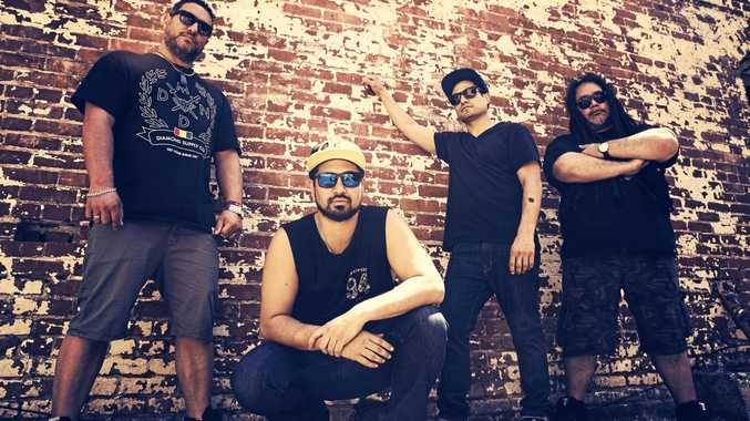 FIRE TIME: Katchafire will bring their funky live show and chill jams to Magnums Hotel tonight.