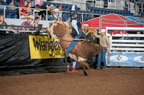 Ky Hamilton has his rodeo career planned ahead and is aiming high.
